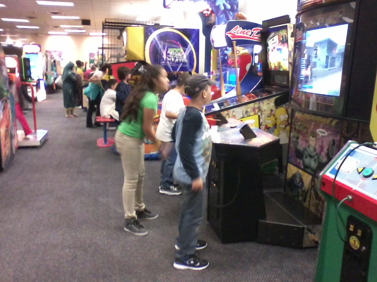 Chuck E. Cheese's FUN-Raiser 2012!